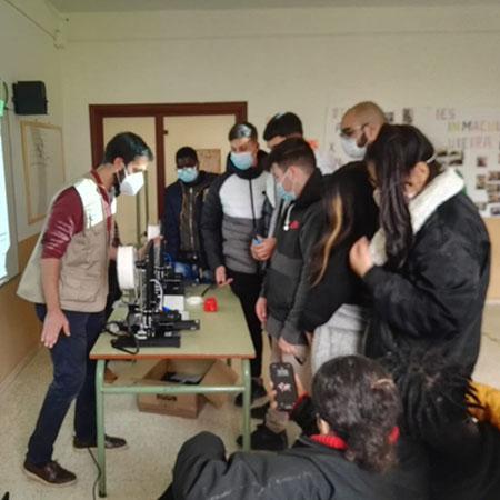 cursos 3D centros educativos