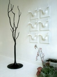 Ghost Tree Coat Rack | Ingenious Look