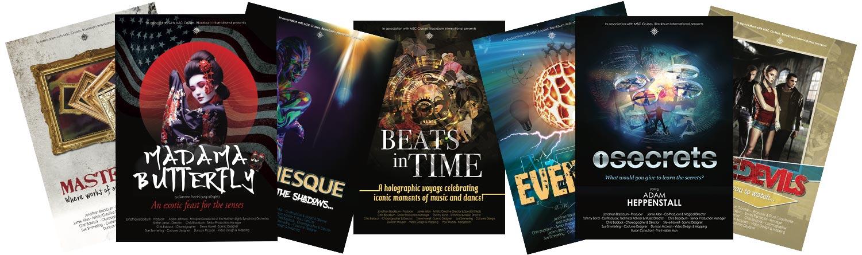ingenious design uk poster art theatrical design theatre