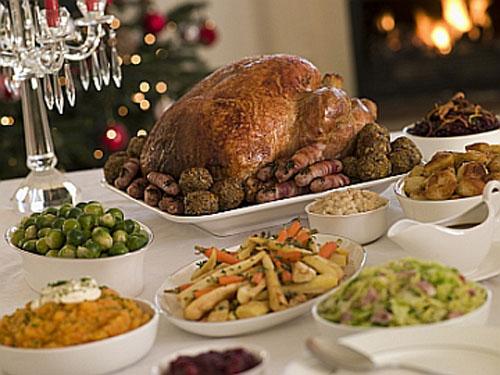 Ensaladas Para Thanksgiving