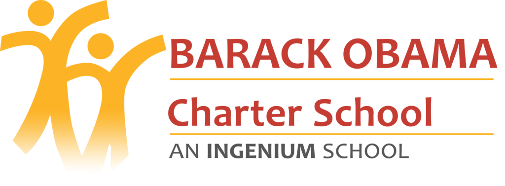 Barack Obama Charter School Logo