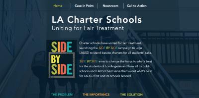 LA Charter Schools Side by Side