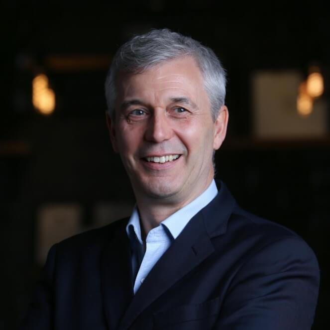 Dr. Eric Sandelands