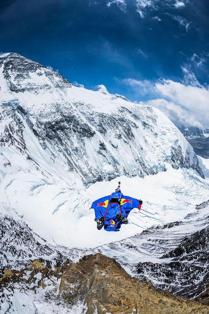 Flying High, photo Thomas Senf/Red Bull Content Pool