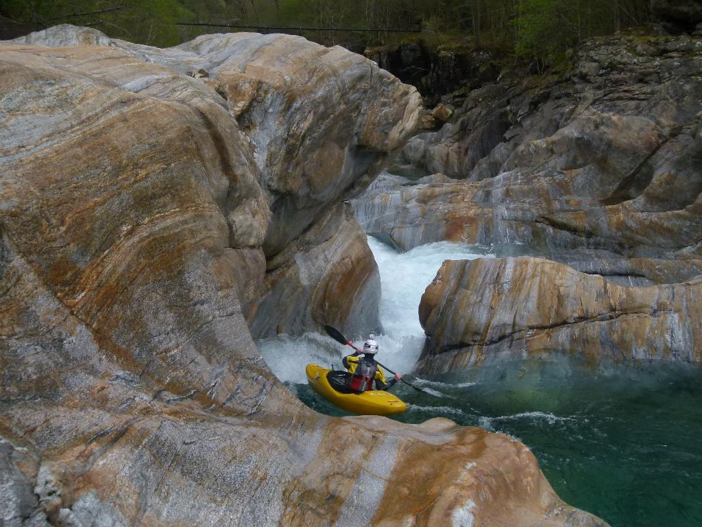 The beauty of Verzasca valley!