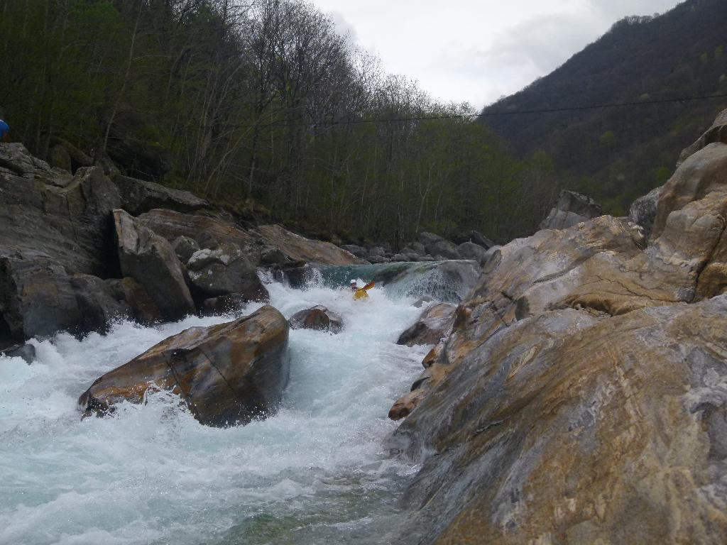 Lower Verzasca