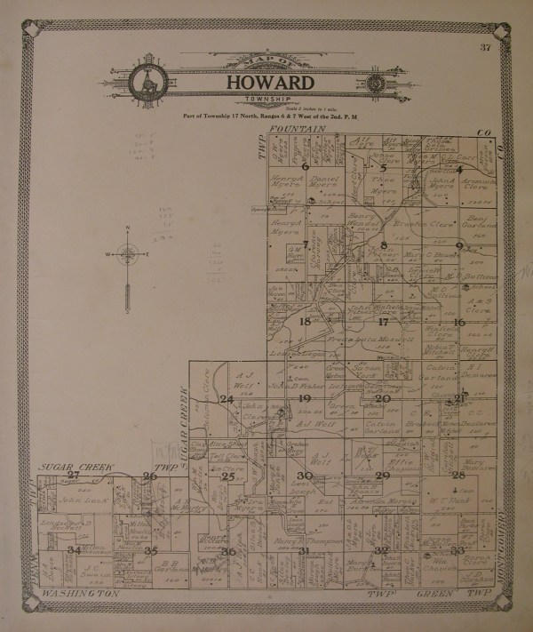 20 Greene County Indiana Plat Map Pictures And Ideas On Meta Networks