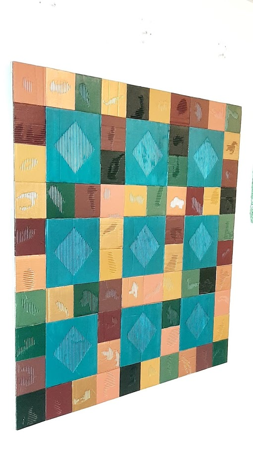 PATCHwork MATCHwork pART 4 Big artwork