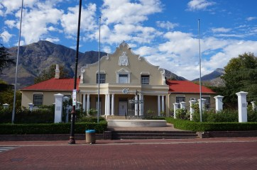 Franschhoek city hall