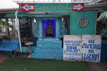 Cape to Cuba in Kalk Bay