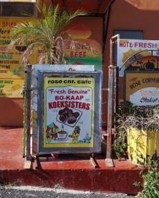 Bo Kaap corner store