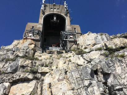Table Mountain cableway station