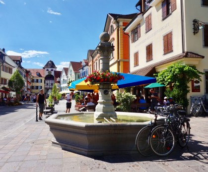 Meersburg lower town