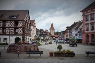 Gengenbach main square
