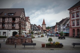 Gengenbach main square