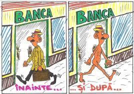 Imagini pentru lacomia bancilor