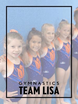 Gymnastics Team Lisa