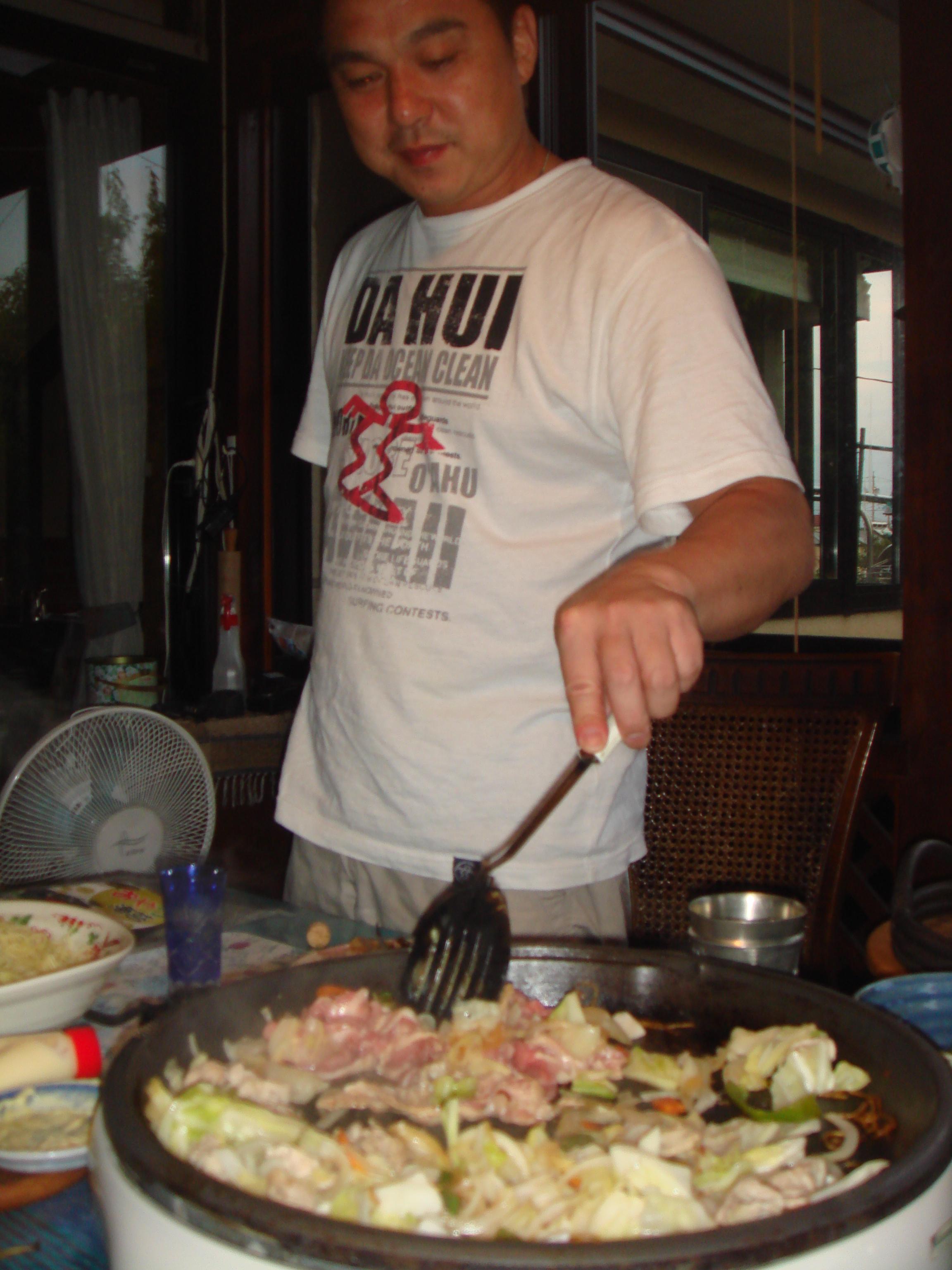mescolare attentamente (il mio fratellone è il cuoco)