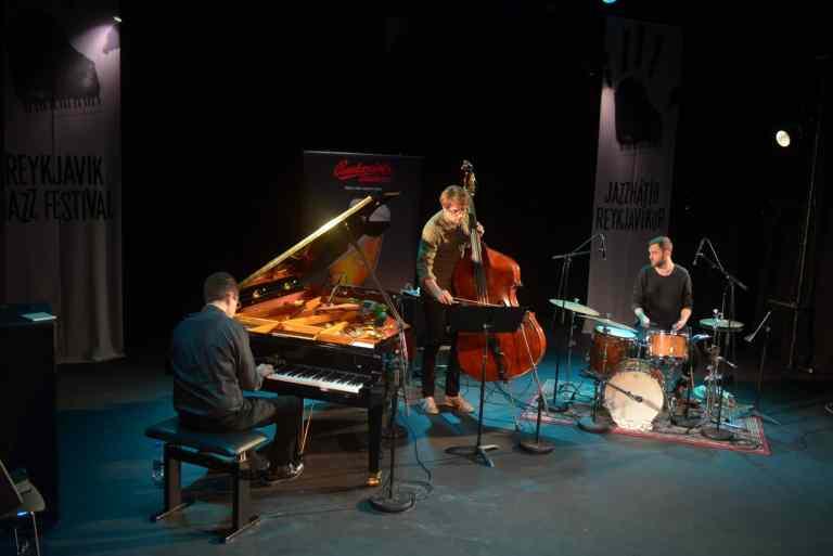Ingi Bjarni Trio (2), photo by Hans Vera