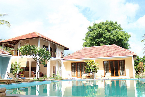 Bellevue Luxury Villas Gili Air accommodation