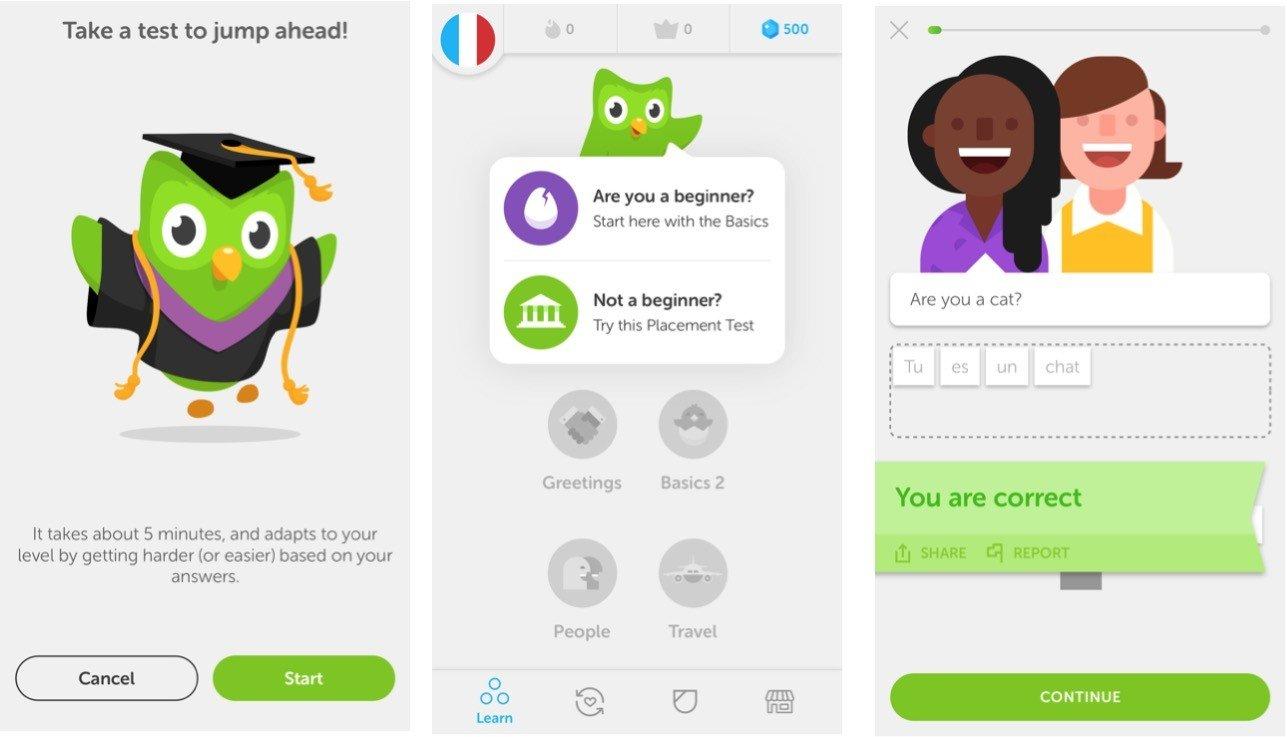 Duolingo'yu Verimli Kullanarak Dil Öğrenmek - ingilizce.org