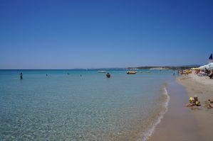 Altınkum İzmir Çeşme deniz güneş kum kumsal plaj sahil mavi beach