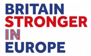 Britain Stronger in Europe Brexit İngiltere AB'den çıkma referandumu Avrupa Birliği üyesi