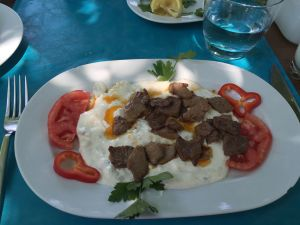 Alinazik kebap kebab patlıcan et restoran lokanta Kaşıbeyaz lokantası Florya İstanbul Antep Gaziantep