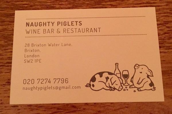 Naughty Piglets