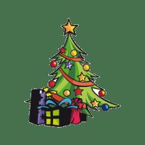 Regalos navidad árbol