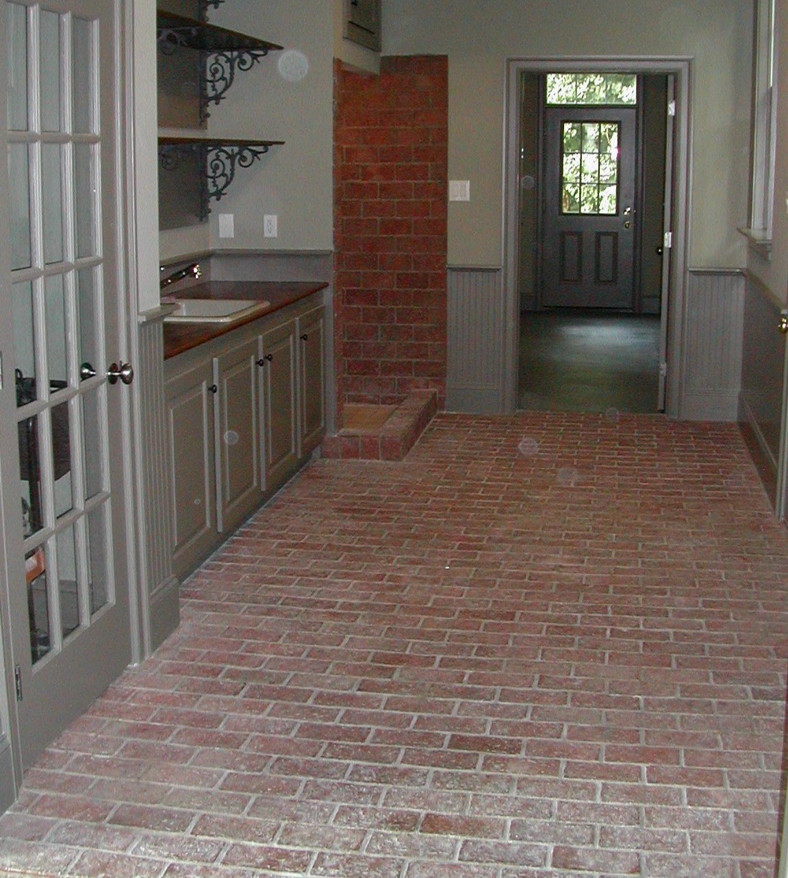 48 Brick tile  News from Inglenook Tile