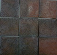 The Castles and Abbeys Collection | News from Inglenook Tile