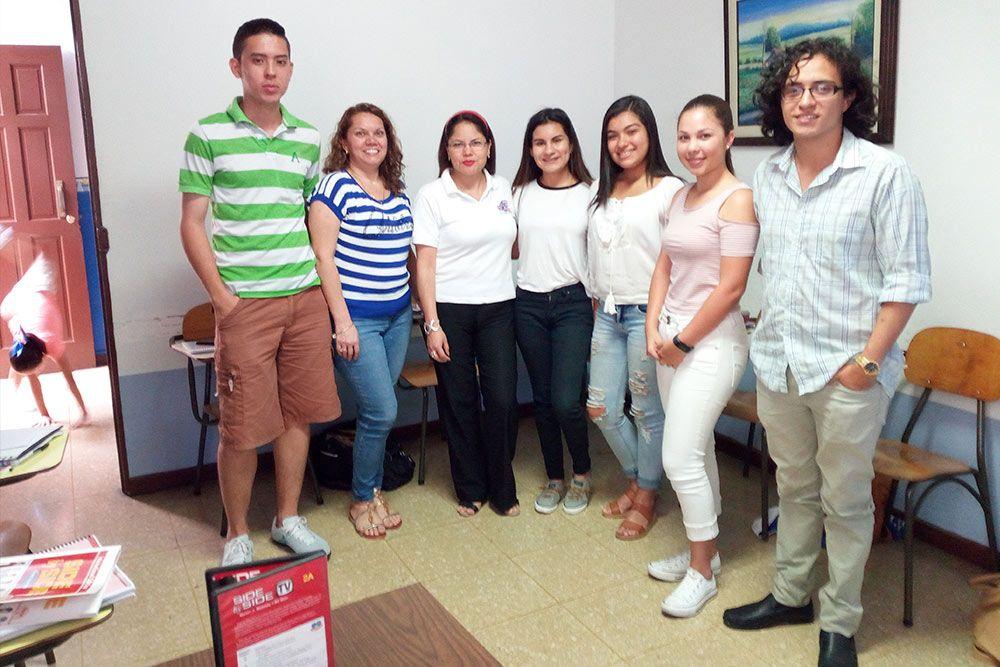 Academia de ingles en Heredia
