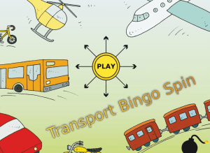 transport bingo spin