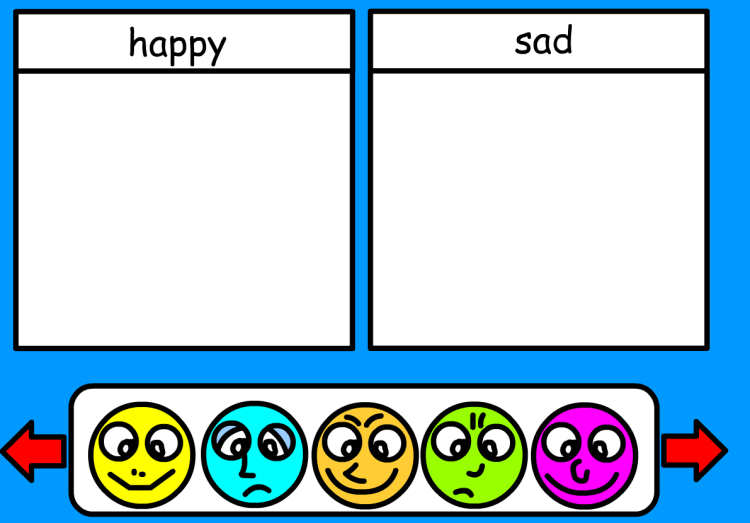 Trabajando las emociones en el aula de infantil (Feelings)