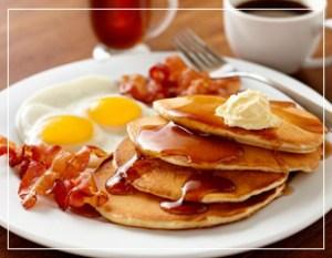 Como é o Café da Manhã Americano?