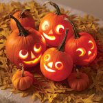 O Halloween está chegando