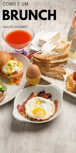 Como é um Brunch | Inglês Gourmet