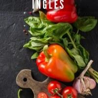 Vegetables – Verduras e Legumes em inglês