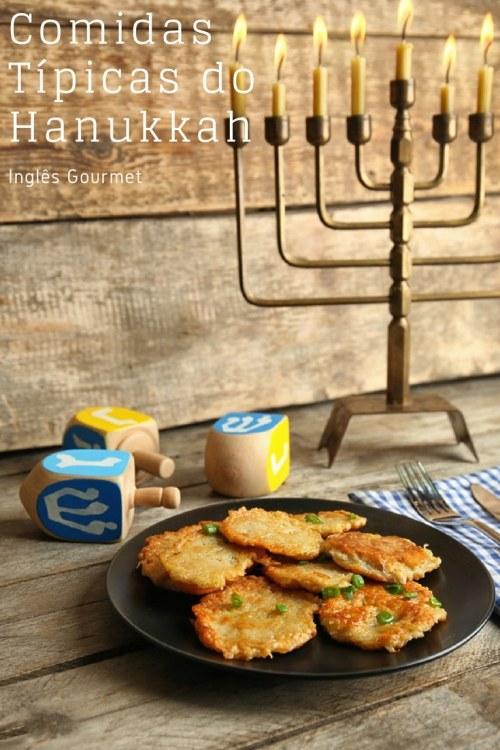 Comidas Típicas do Hanukkah | Inglês Gourmet