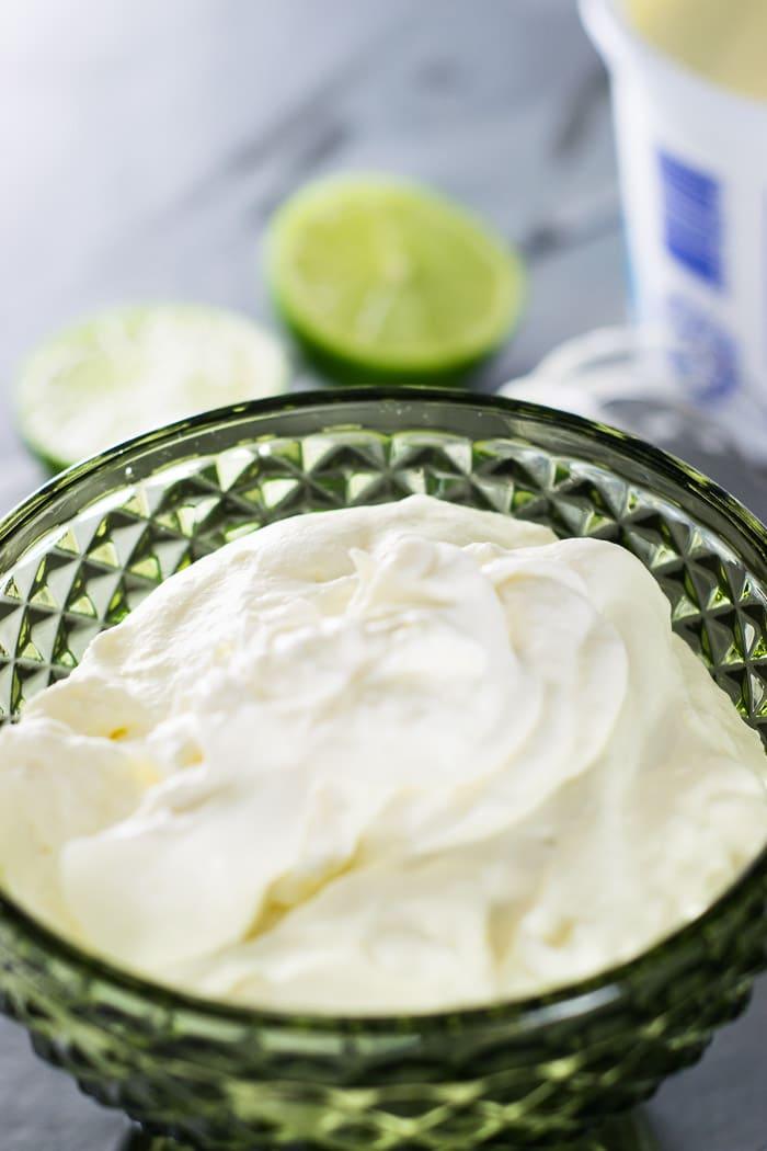Receita de Sour Cream {Creme Azedo} | Inglês Gourmet