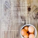 Olhem só tudo que vocês irão encontrar no eBook American Breakfast!