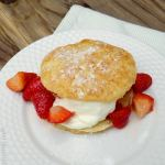 Receita: Strawberry Shortcake