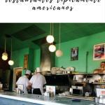 Diners: restaurantes tipicamente americanos