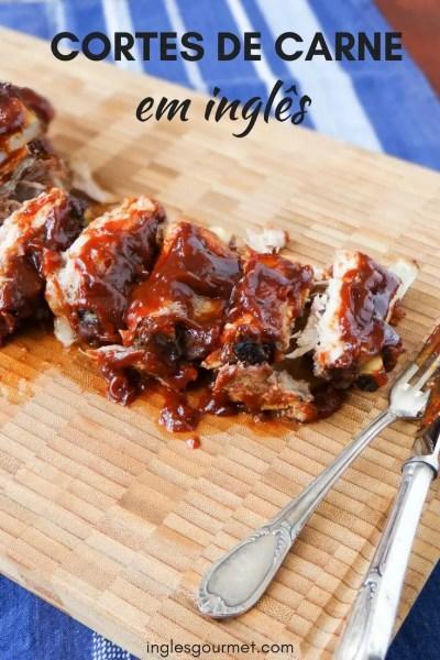 Cortes de Carne em inglês | Inglês Gourmet