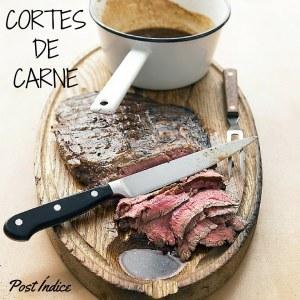 Cortes de Carne – Post Índice