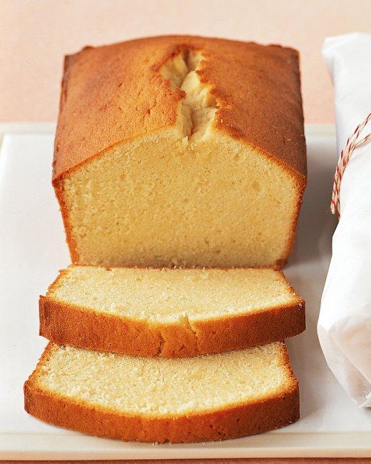 pound cake martha