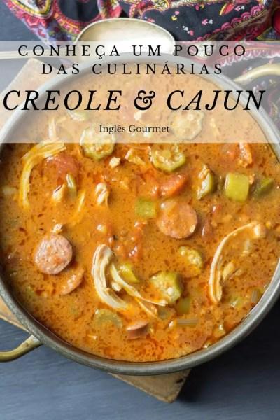Conheça um pouco das Culinárias Creole e Cajun   Inglês Gourmet