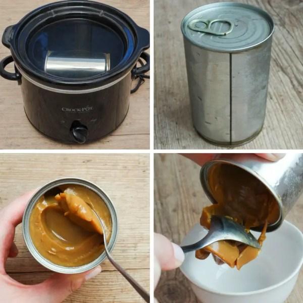 Slow Cooker Dulce de Leche | Inglês Gourmet