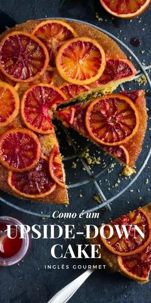 Como é um Upside-Down Cake? | Inglês Gourmet